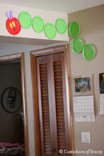 Hungry Caterpillar Party | Themed Birthday Party | by CustodiansofBeauty.blogspot.com
