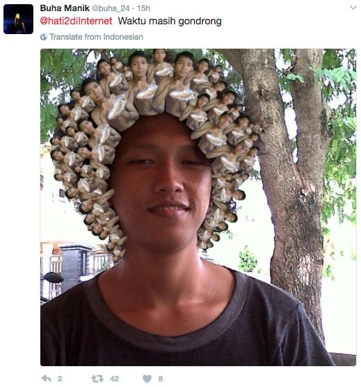 Kumpulan Meme Kocak Young Lex Kecil Makan Nasi  LIAT AJA