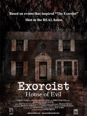 Exorcist House Of Evil 2016 DVD Custom NTSC Sub