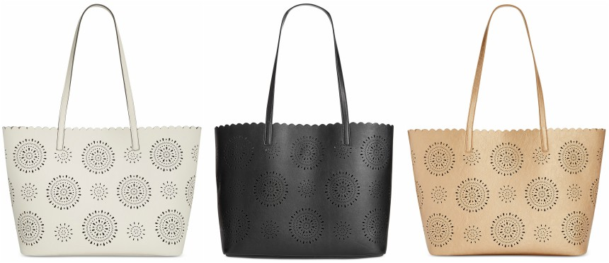 Macy's: INC Melly Starburst Totes - 60% off + Free Shipping!