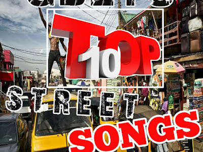 Gbetu Top 10 Nigeria Street Songs – March 2019
