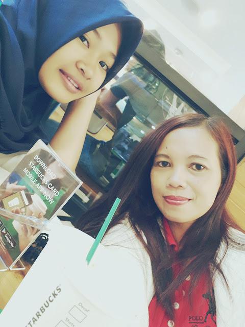 Bersantai di Starbucks Coffee Galeria Mall Yogyakarta