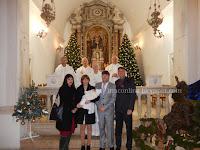 Obitelj Jerčić krštenje biskup Štambuk Bol slike otok Brač Online