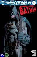 DC Renascimento: Grandes Astros - Batman #1