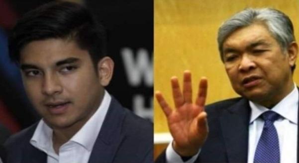 "Zahid Kata Bala Di Palu Kerana LG BT, Syed Saddiq Tanya ""Kalau Makan Rasuah, Bala Turun Tak?"""