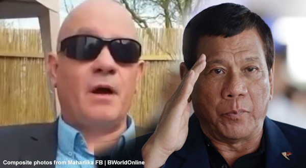 German national admires Duterte for changes in PH: 'You are on the right track'
