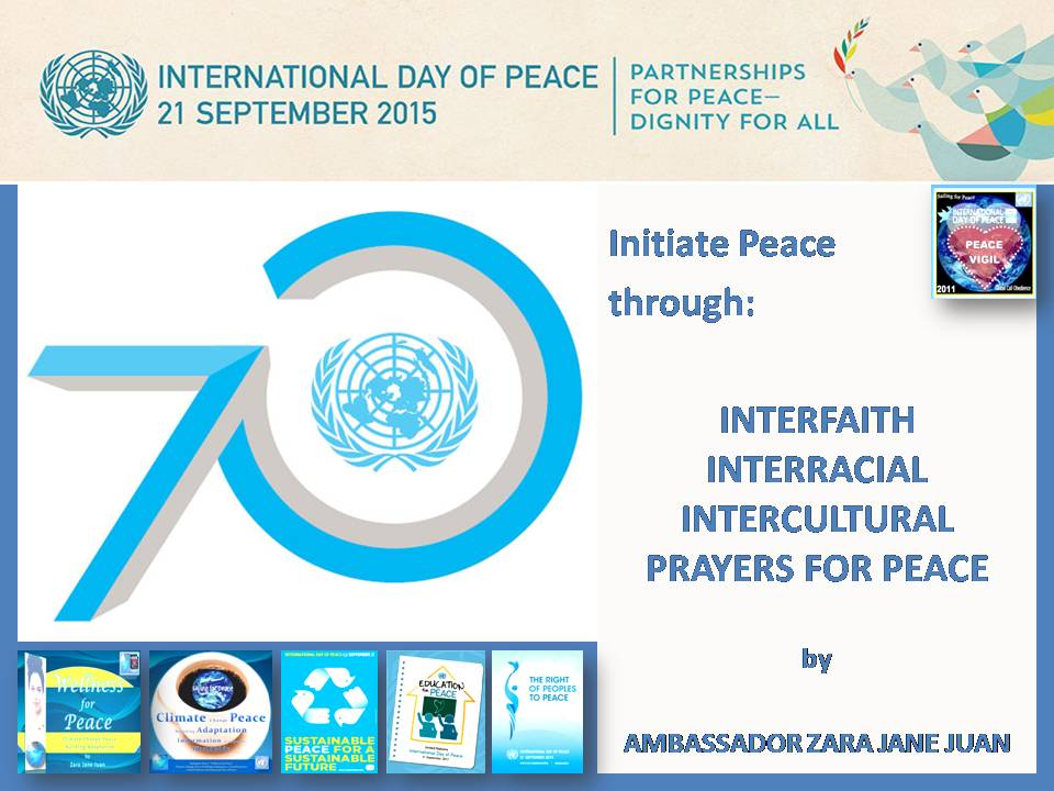 2015 International Day of Peace