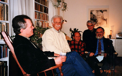 Speakers from 1999 UFO conference in New York