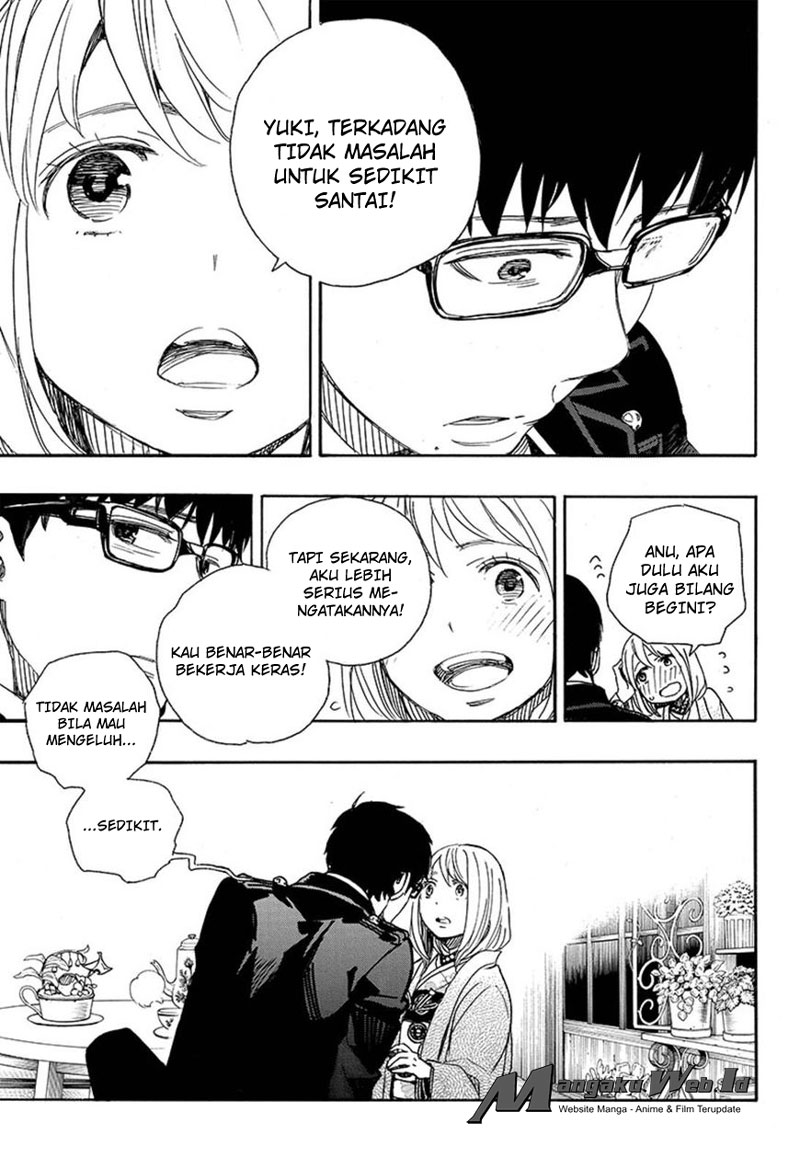 Ao no Exorcist Chapter 93-19