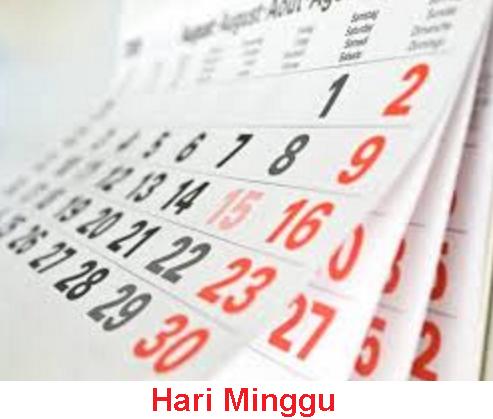 Tahukah Kamu? Alasan Hari Minggu Jadi Hari Libur di Indonesia