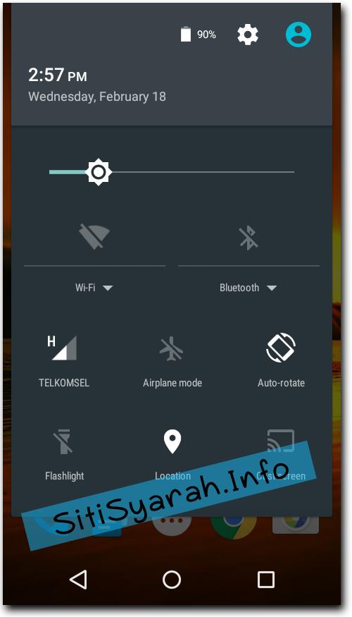 Kelebihan Android Lollipop