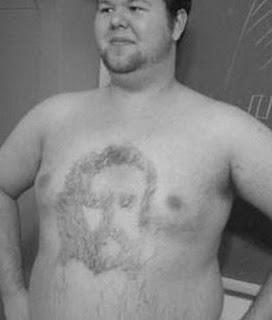 Las peores depilaciones masculinas - Jesús