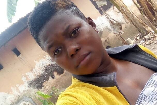A Lady Naked Pictures Of Comfort Leak Online  From Whatsapp Sunyani .