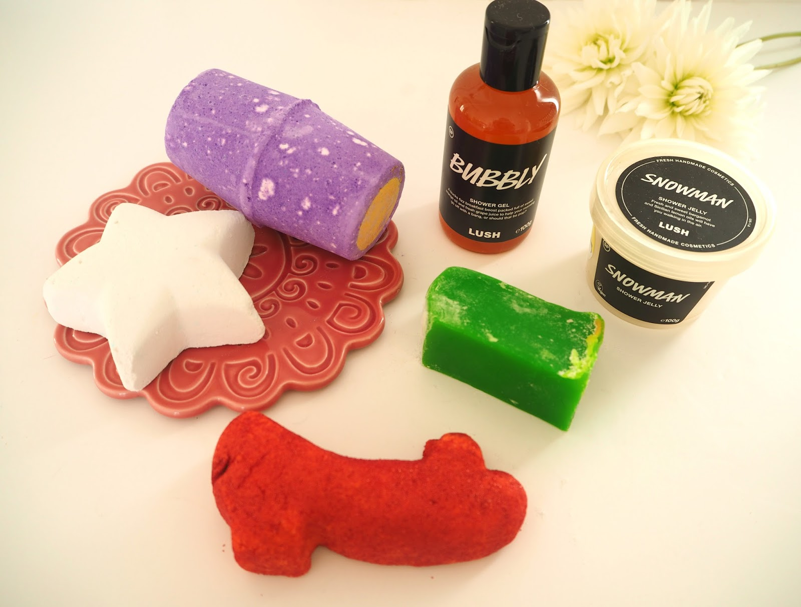 Lush Cosmetics Christmas 2016 Favourites, Lush Boxing Day Sale, UK Blogger, Lush Cosmetics, Beauty Blogger, Christmas Gifts