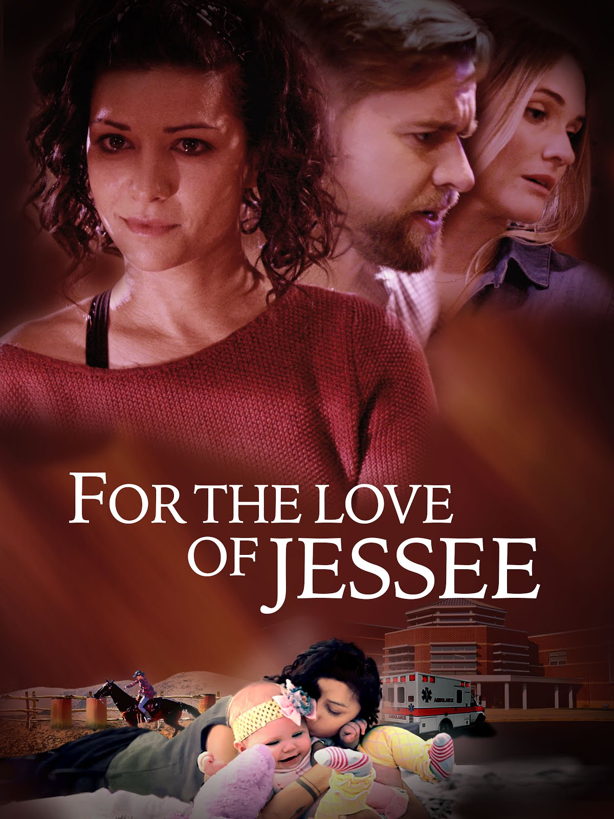 For the Love of Jessee 2020 English 300MB HDRip 480p