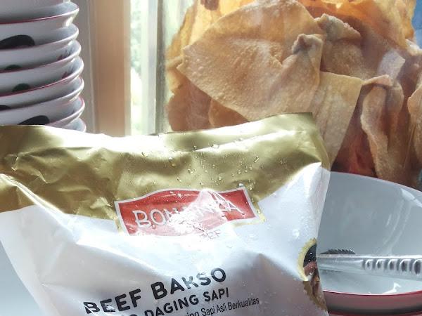 Bonanza, Bakso Premium Daging Sapi Pilihan