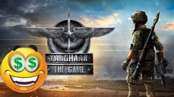 Download Yalghaar FPS Shooter Game MOD Apk Data Unlimited Money Game