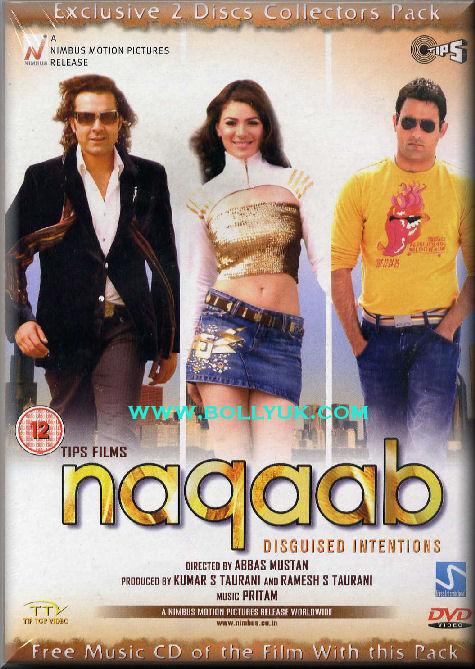 Naqaab (2007) Hindi 720p WEB-DL x264 850MB