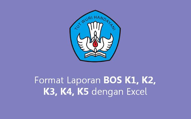Format Laporan BOS