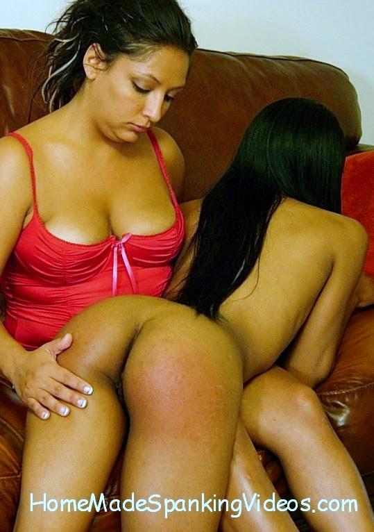 home spanking movies