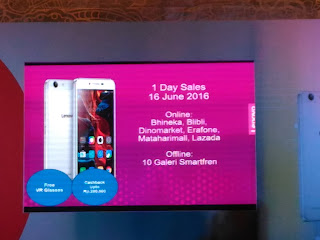 Promo Lenovo Vibe K5 Plus pada 16 Juni 2016