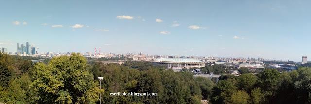 Viaje a Rusia: Panorámica de Moscú