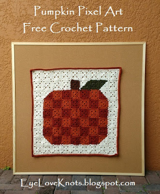 pumpkin crochet pattern