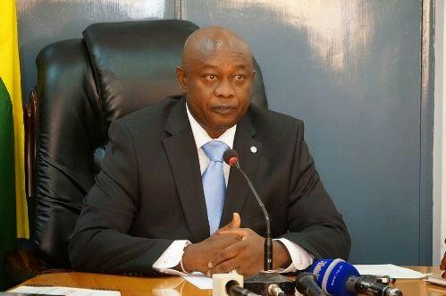 Resultado de imagem para O líder do Parlamento da Guiné-Bissau, Cipriano Cassamá