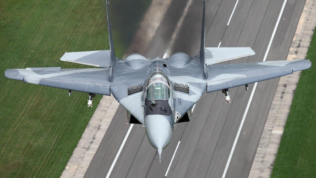 Mikoyan Gurevich MiG-29 of Polish Air Force The Fulcrum