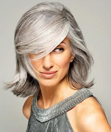 Włosowelove Czy Siwe Włosy Mogą Być Piękne