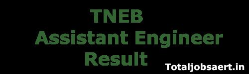 TNEB AE Result