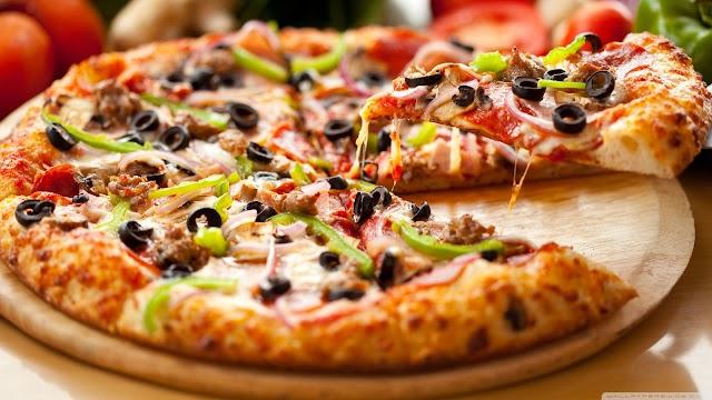 Casting Iklan Produk Pizza