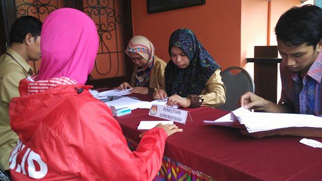 PSI Mataram Daftar ke KPU
