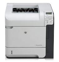 HP LaserJet P4515n Download drivers & Software