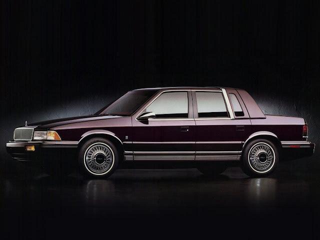 Chrysler Le Baron / Крайслер Ле Барон обзор лучших автомобилей