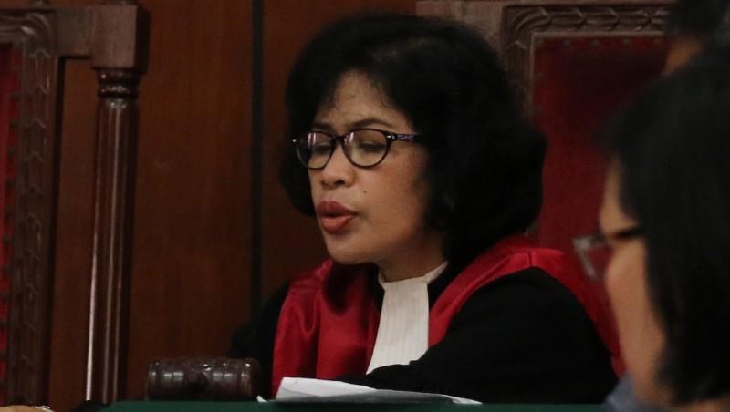 Ketua Majelis Hakim kasus Saipul Jamil, Ifa Sudewi