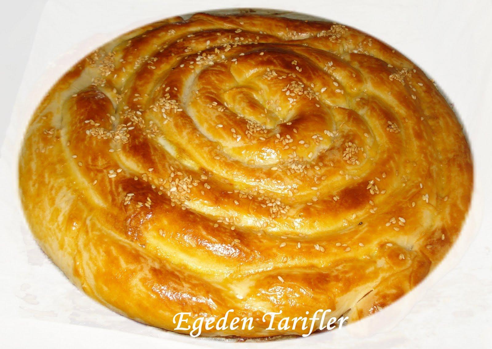 Peynirli Dolama Börek Tarifi