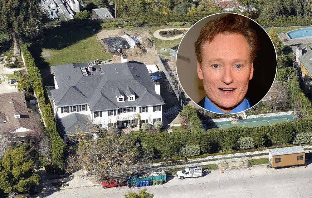 Conan O'Brian'ın Evi