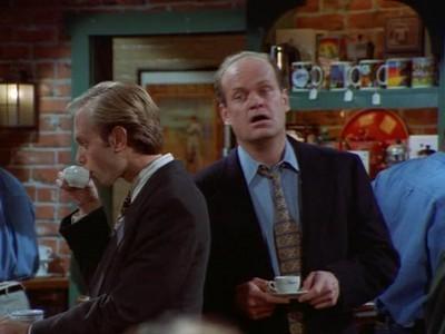 Frasier - Season 3 Episode 17: High Crane Drifter