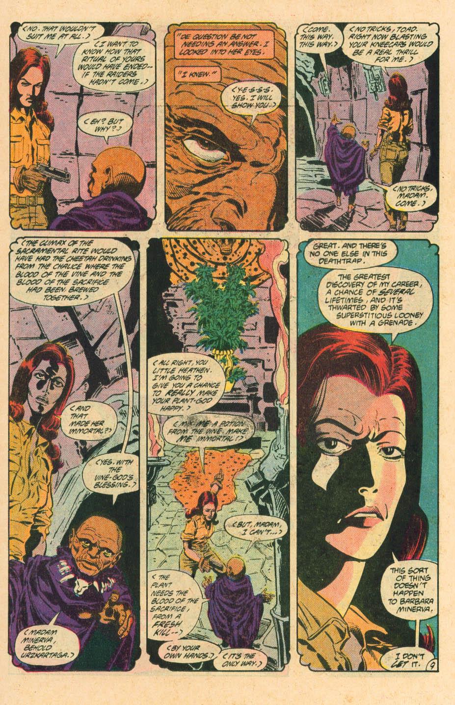 Read online Wonder Woman (1987) comic -  Issue #29 - 11