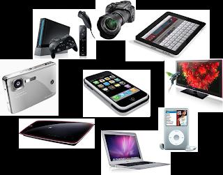 Resultado de imagen de productos electrónicos