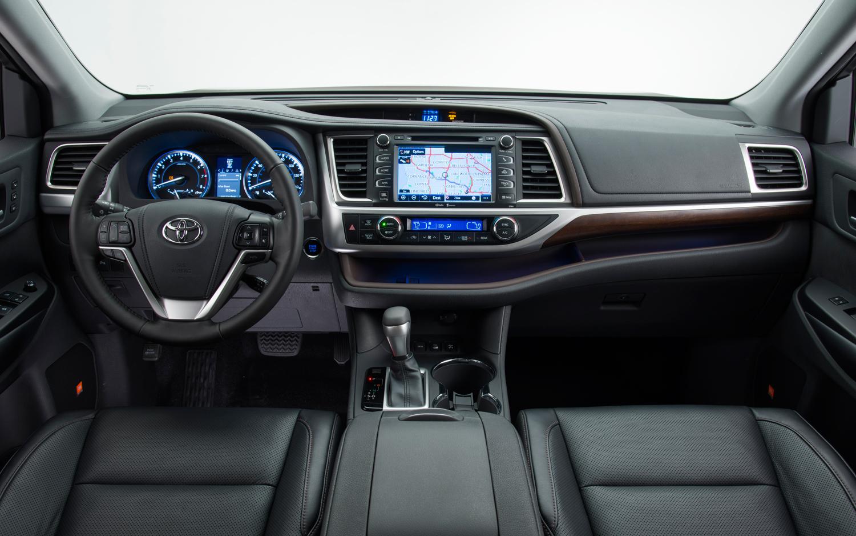 2014 Toyota Highlander Exterior Specs Against Pilot, Explorer | New cars reviews