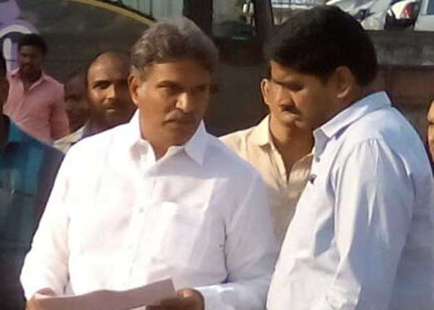 Kesineni Nani fires on AP Transport Dept