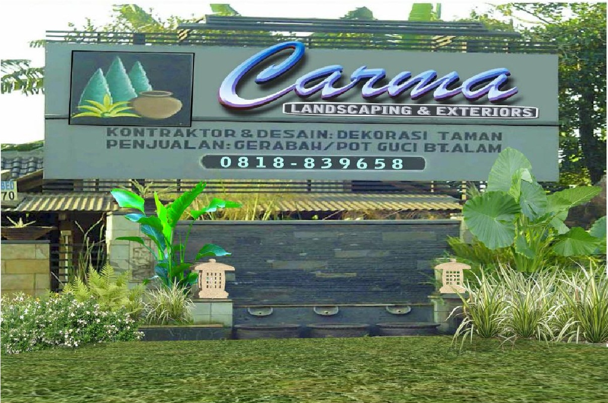 Carma Landscape Exterior Design