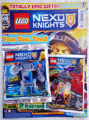 LEGO Nexo Knights Issue 10