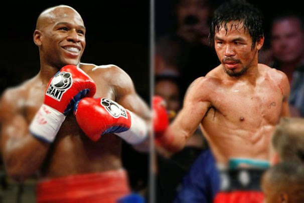 Manny Pacquaio yet again accused of drug use by Mayweather's Dad