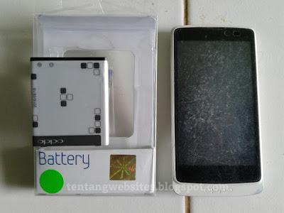 Harga baterai oppo original R815