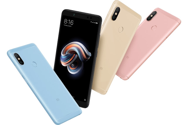 Redmi Note 5, Redmi Note 5 Pro Flash Sale Today via Flipkart, Mi.com, and Mi Home Stores