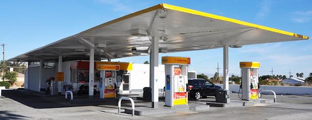 Principais e mais sugeridos postos de gasolina da Califórnia e EUA