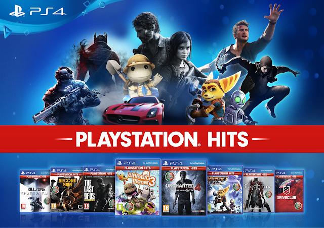 سوني تعلن عن المزيد من الألعاب من خلال عروض PlayStation Hits و سعر رهيب جدا ..